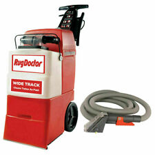 *NEW* Rug Doctor Mighty Pro Widetrack Carpet Cleaner with Upholstery attachment