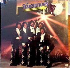 Sealed TEMPTATIONS LP - Hear to Tempt You - Atlantic , 1977