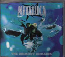 Metallica-the Memory Remains cd maxi single