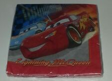 Disney Cars Large Napkins Birthday Party Supplies Dinner Luncheon Pixar
