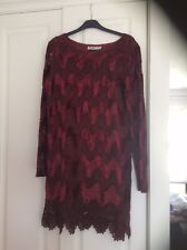 Ladies Evening/occasion Wear Dress Size12.
