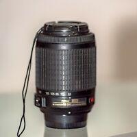 Nikon Nikkor AF-S 55-200mm f4-5.6 G ED DX VR IF Lens AFS