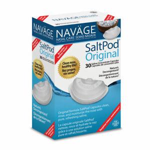 NAVAGE ORIGINAL SALTPOD 30-PACK (30 SaltPods)