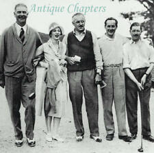 1931 Society The Bucks Club Annual Golf Tournament In Le Touquey 2pp Article