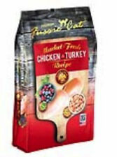 Fussie Cat Dry Cat Food: Chicken & Turkey+LOW EXPEDITED SHIPPING! (2#)