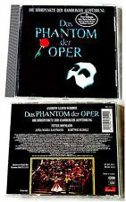 DAS PHANTOM DER OPER Höhepunkte der Hamburger Aufführung .. Polydor CD TOP