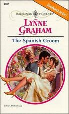 NEW - Spanish Groom by Lynne Graham