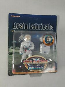 Brain Fabricate-Space Explorer astronaut nasa figure rare moon landing apollo 11