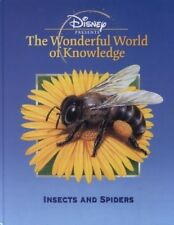 Very Good, Insects and Spiders (Disney's Wonderful World of Knowledge), , Book