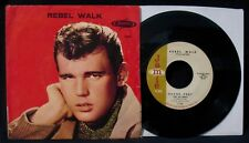 DUANE EDDY-Rebel Walk+Because They're Young-Nice 45 & Picture Sleeve-JAMIE #1156