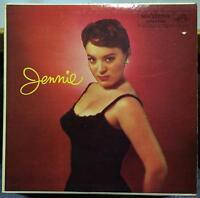 JENNIE SMITH jennie LP VG+ LPM-1523 Mono USA 1957 Record RCA 1s/1s Jazz Vocal