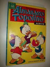 ALMANACCO TOPOLINO:WALT DISNEY.ALBI D'ORO:N.200 MONDADORI AGOSTO 1973 BUONISSIMO