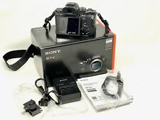 Sony Alpha a7R III 42.4MP Mirrorless Digital Camera - Black (Body Only)