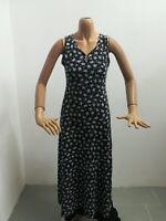 VESTITO FILA DONNA TAGLIA SIZE 46 MAGLIA MAGLIETTA DRESS WOMAN LUNGO P 4428