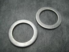 20mm Oil Drain Plug Gasket Washer - Aluminum - Pack of 2 - Ships Fast!