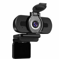 1080P Full HD USB Webcam Für PC Desktop Laptop Webkamera