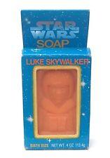 Vintage Star Wars Soap By Omni Cosmetics Luke Skywalker X-Wing Pilot
