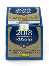 2018 Panini Russia FIFA World Cup Soccer Sticker Collection – 50 Pack Box