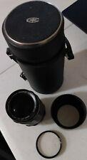 New ListingAsahi Pentax Takumar Camera Lens 135mm 3.5 W/ Accessories + Case Screw Mount