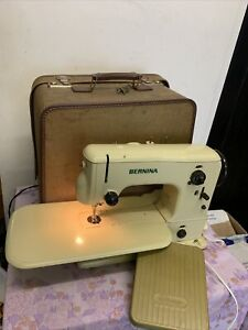 Bernina 532 heavy duty sewing machine
