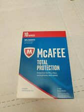 McAfee 2017 Total Protection - 10 Device MTP17ETG0RAA new free shipping