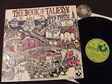 LP Deep Purple the book of taliesyn GERMANY 1968 a1/b1 D. 1st. Press | EX