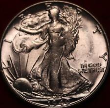Uncirculated 1940-S San Francisco Mint Silver Walking Liberty Half