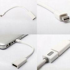 """9 """"Mini Display Port DP HDMI TV Cable Adaptador MacBook Air / Pro"""