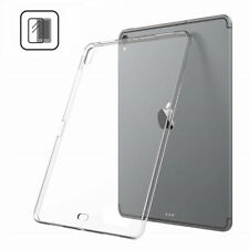 """For iPad 7th Gen 10.2"""" 2019 Crystal Clear Shockproof Protective Soft Case Cover"""