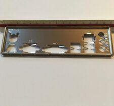 ATX Slotblende I/O Shield für Gigabyte F2A55M-DS2 Mainboard