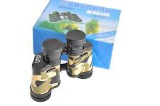 Army Green Camouflage Compact 8×30 Sport Concert Optics Binoculars Telescope