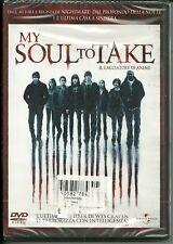 DVD MY SOUL TO TAKE - IL CACCIATORE DI ANIME. Wes Craven