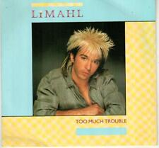"""<3144-0> 7"""" Single: Limahl - Too Much Trouble"""