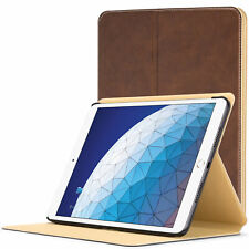 Apple iPad Air 3 Smart Cover | Protective Luxury Case Cover Stand | Brown