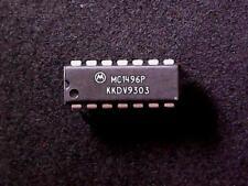 MC1496P - Motorola Balanced Modulator / De-Modulator (DIP-14)