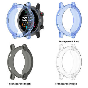 Brand New Watch Case Half-Pack Hollow Protective Shell for Haylou RT LS05S Watch