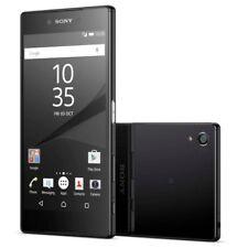 "New Sony Xperia Z5 Premium E6853 Black 32GB 5.5"" 23MP 3GB RAMUnlocked Smartphone"