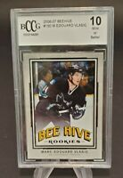 2006-07 Beehive #150 Marc-Edouard Vlasic RC Graded BCCG 10