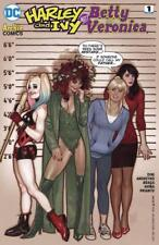 Harley and Ivy Meet Betty and Veronica #1 Hughes Variant DC FREE SHIPPING! NM