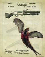 Coon Hunting Trapping Patent Poster Art Print Traps Lure Walker Coonhound PAT86
