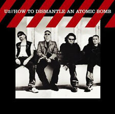 U2 HOW TO DISMANTLE AN ATOMIC BOMB CD ROCK NEW
