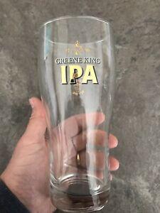 Greene King Pint And A Half Glasses