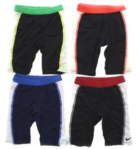 Nike Boys Swim Jammer Shorts Youth Swimsuit Trunks TESS0056