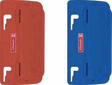 Locher Taschenlocher für Ordner blau ,schwarz oder pink mit  Niederhalter
