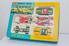 Corgi Toys Gift Set 37 Lotus Racing No Tekno No Dinky No Marklin No Spot On