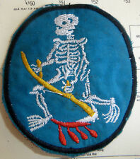 The Grim Reaper - USAF - PATCH - 13th BOMB SQUADRON - Vietnam War - 2089
