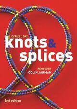 Boat Knots and Splices Pocket Paperback Book Colour illustrations Comprehensive