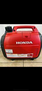 Honda EU2200i Gasoline Powered Inverter Generator