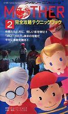 EarthBound 2 Mother 2 complete capture technique book / NES