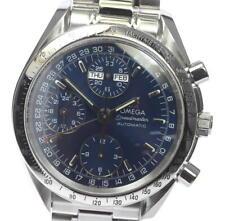 OMEGA Speedmaster 3523.80 Triple calendar Automatic Men's Wrist Watch_483881